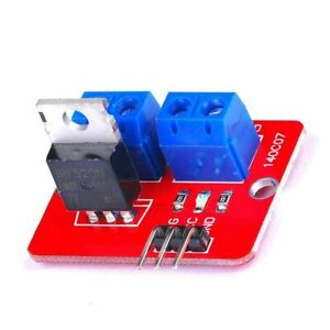 For Raspberry Pi Arm 0 24v Smartelectronic Mosfet Mos Tube Irf520 Driver Module