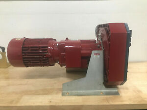 Bredel Watson Marlow Apex 10 Hose Pump With 230 460v Motor Great Condition
