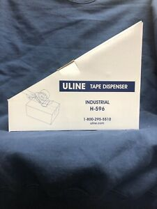 Uline Tape Dispenser H 596 3