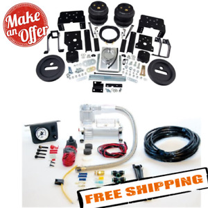 Air Lift Loadlifter 7500xl Rear Air Spring Single Path Leveling Controller Kit