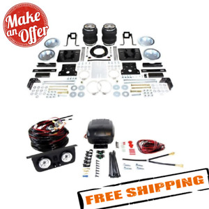 Air Lift Loadlifter 5000 Rear Air Spring Kit With Load Controller Ii System