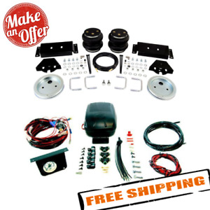 Air Lift 57233 Loadlifter 5000 Rear Air Spring Kit With 25592 Load Controller Ii