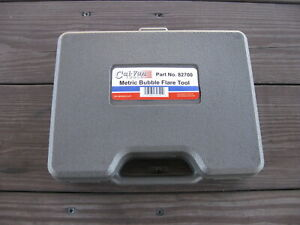 Cal van 82700 4 75 To 10 Mm Bubble Flaring Tool Kit