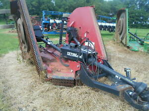 Used Bush Hog 12715l Mower Legend Series Sn 01724 15ft