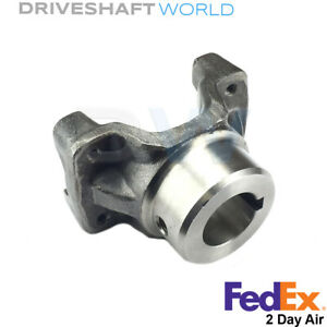 Driveshaft Parts Series 1350 3 4 283 1 End Yoke 1 250 Round Bore Keyway 0 314