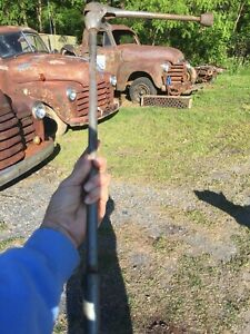 1947 1955 Chevy Gmc Truck Orig Shifter Arm Super Nice