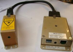 Jds Uniphase 21006947 003 Laser And 10075248 Controller And Cable