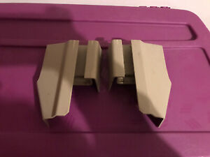 05 09 Ford Mustang Seat Track Covers Tan