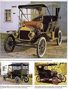 1910 Ford Model T Article Must See