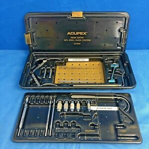 Acufex 013640 Acl Drill Guide Rear Entry System Orthopedic