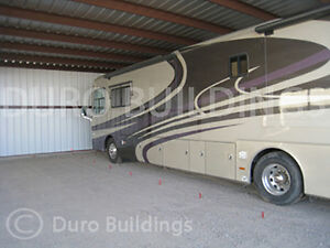 Duro Steel Rv Boat Commercial Self Storage 40x360x16 Metal Building Kits Direct