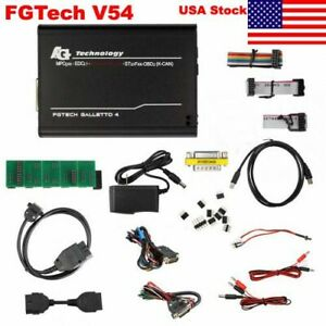 Usa Ship Obd2 Latest Master V54 Galletto 4 With Bdm Obd Functions Unlock Version