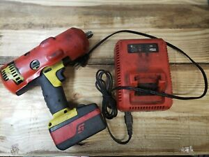 Snap On Half Inch Impact Gun Battery Charger Ct8850hv