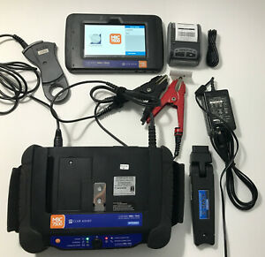 Midtronics Mbc 7500 Mbc 7500 Battery Testing Analyser Diagnostic Tester