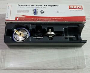 Sata 3000 1 4 Rp Satajet Spraygun Nozzle Set 132381 3000b Spray Gun Brand New