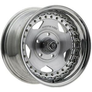 Centerline Convo Pro 15x10 5x4 5 55mm Polished Wheel Rim 15 Inch