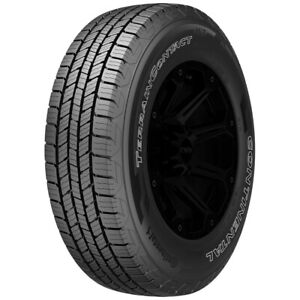 2 265 70r17 Continental Terrain Contact H T 115t Sl 4 White Letter Tires
