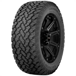 255 70r15 General Grabber At2 108s Sl 4 Ply Bsw Tire
