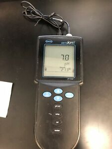 Hach Sension1 Portable Ph Meter With A Beckman Coulter Probe