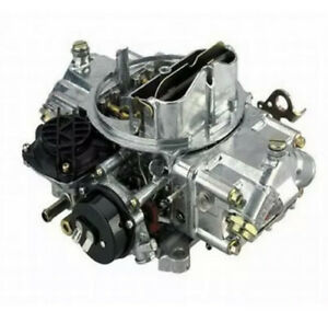 Holley 0 80570 Street Avenger 570 Cfm 4 Barrel Carburetor Electric Choke