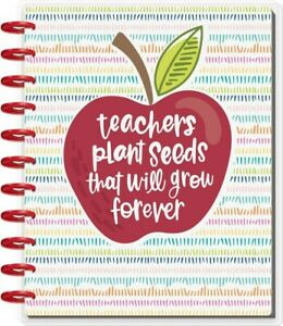 New The Happy Planner Big Teacher Undated 12 Month