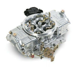 Holley Performance 0 82750sa Street Hp Carburetor 750cfm 4150 Vacuum Secondary