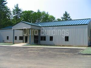 Durobeam Steel 50x82x12 Metal Building Kits Made To Order Garage Workshop Direct