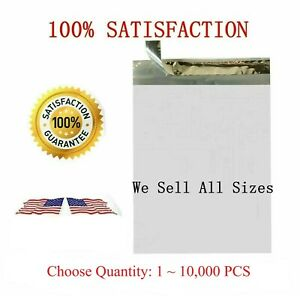 Poly Mailers Poly Bags 7 5x10 5 25 50 100 200 300 500 1000 5000 10000 Usa