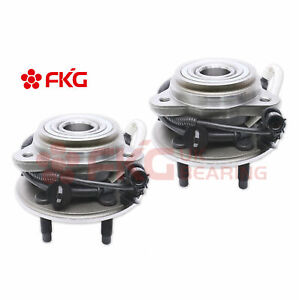 New Front Wheel Bearing Hub Assembl For 2001 2009 Ford Ranger Mazda 4wd 515003x2