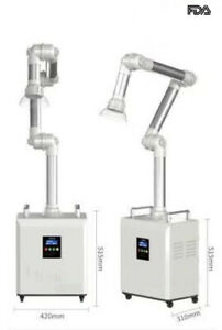 External Oral Extraoral Dental Suction Vacuum Aerosol System In Stock