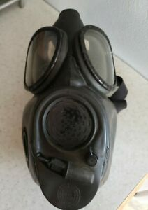 Us M 85 Msa 2e51 Respirator Gas Mask Black