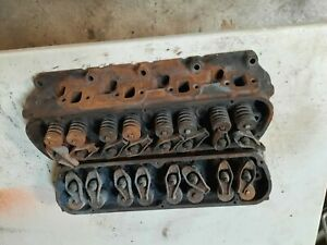 302 Ford Heads
