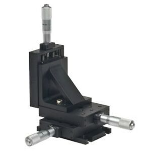 New Thorlabs Pt3 m Xyz Linear Translation Stage With Micrometers Metric