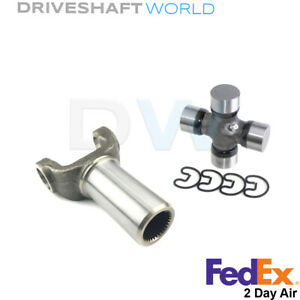 3 3 2431x 32 Spline Transmission Slip Yoke 1350 Series Universal Joint 5 178x