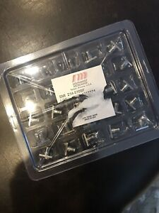 Southwest Microwave 214 510sf Rf Connector Tray Of 25 New