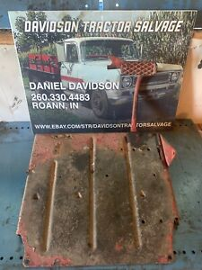 Farmall Sa Super A Tractor Ih Foot Rest Platform Step Ihc