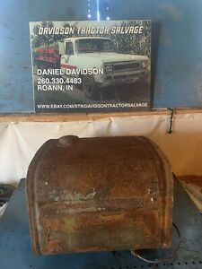 Oliver 70 Tractor Gas Tank Nice Clean