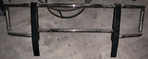 2013 2018 Mercedes G Class Wagon Front Grille Brush Guard Black Oem