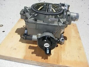 Rochester 4 Jet Carburetor With Electric Choke