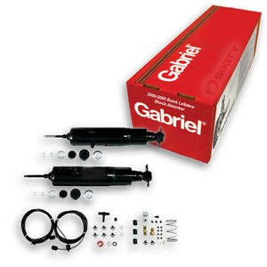 Gabriel Rear Air Adjustable Shock Absorber For 2000 2005 Buick Lesabre Ts