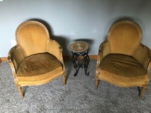 Baker Furniture French Louis Xvi Style Chairs