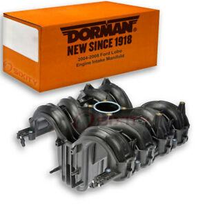 Dorman Upper Intake Manifold For Ford Lobo 2004 2008 5 4l V8 Engine Air Jq