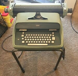 1964 Ibm Model C Executive Vintage Typewriter