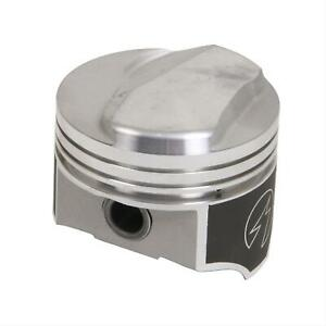 Speed Pro L2240nf60 Forged Pistons 8 pack Dome For Bbc Chevy 396 060 Big Block