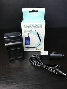 Digital Car Battery Charger Fits Gopro Ahdbt 401