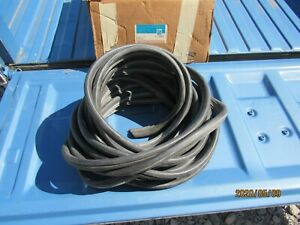 Nos 40 Feet Of 1970 s 1980 s Chevy Gm Weatherstrip Oldsmobile Pontiac Cadillac