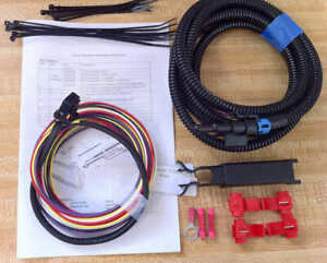 Gentex 341 Maplight Homelink Compass Temp Mirror Wiring Kit