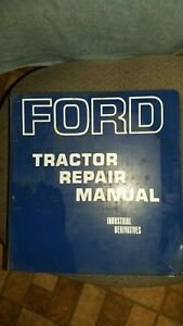 Ford 555 Tractor loader backhoe Operator s Manual And Industrial Derivatives