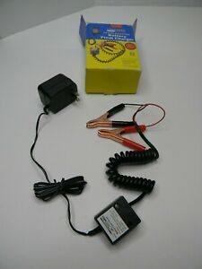 New Chicago Battery Float Charger 12v Automatic Item 42292 Double Insulated