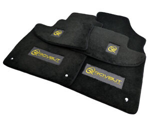 Floor Mats For Bentley With Rovbut Limited Edition Emblem Tailored Carpets Lhd